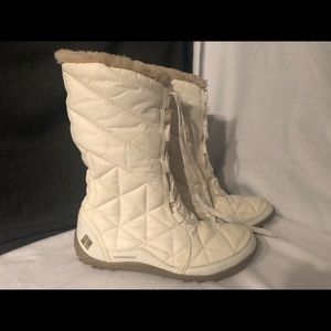 Columbia Summit II Mid winter waterproof boots